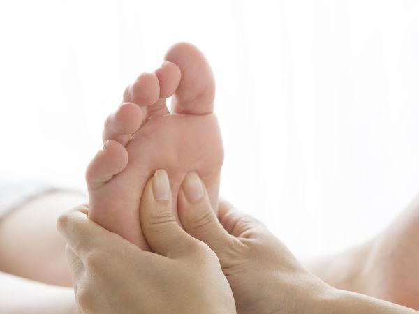 creme pour pieds echauffes