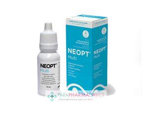 VISMED Multi Lubrifiant Oculaire Stérile 15ml - Paraphamadirect