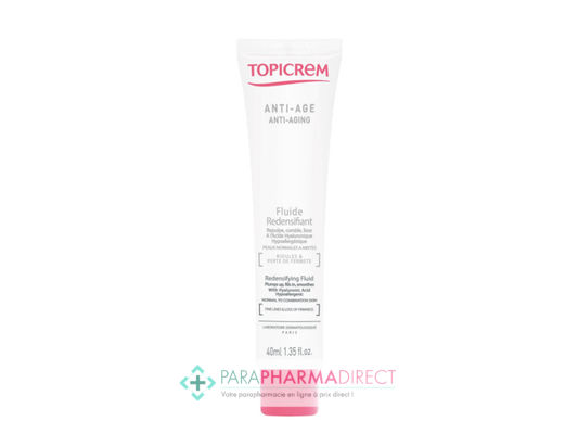 Topicrem Anti Age Fluide Redensifiant 40ml