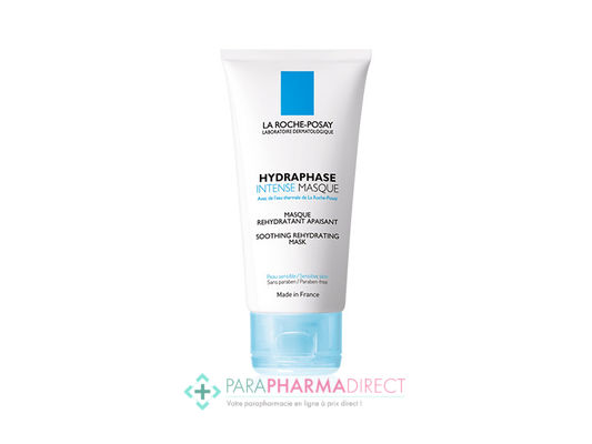 Corps / Beauté La Roche Posay Hydraphase Intense Masque Rehydratant Apaisant 50ml