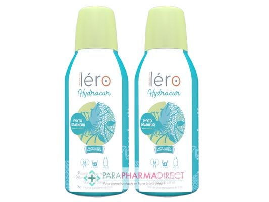 Nutrition / Sport Léro Hydracur Phyto-Draineur 2x450ml